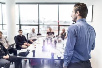 conférence en entreprise