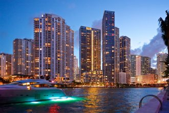 Voyage d'affaire à Miami